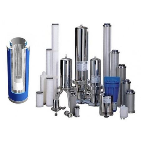 Filtros para líquidos, gases, vapores