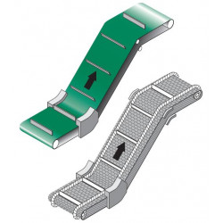 Belts for transporting