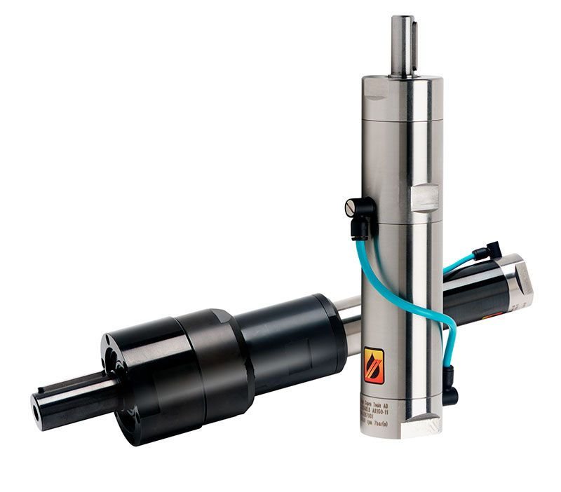 LZB motor neumatico con freno