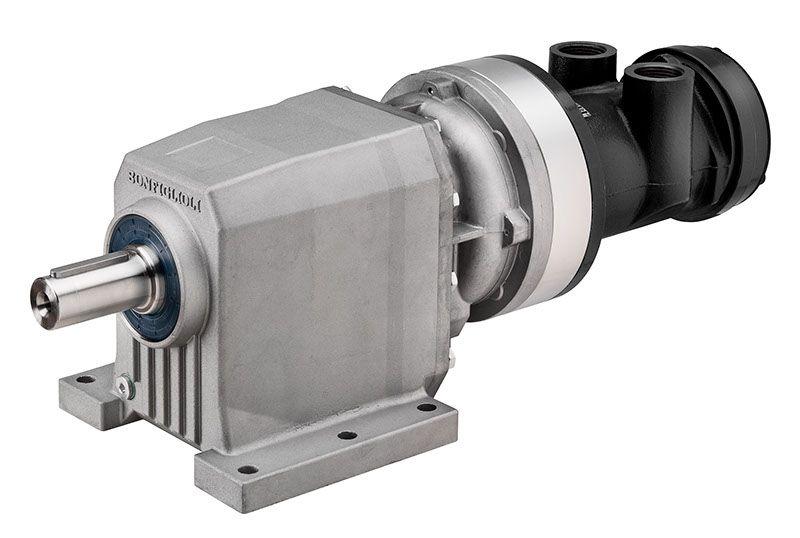 motores LZL con reductora