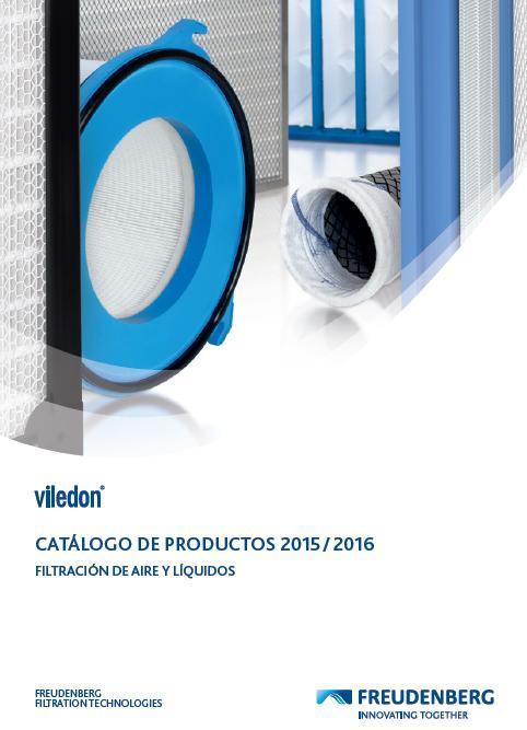 Catalogo Viledon