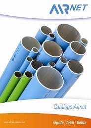 Catálogo tubería red de aire Airnet