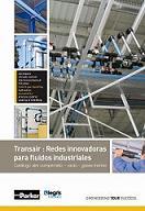 Catálogo tubería red de aire Transair