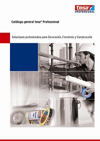 Catálogo TESA cintas adhesivas