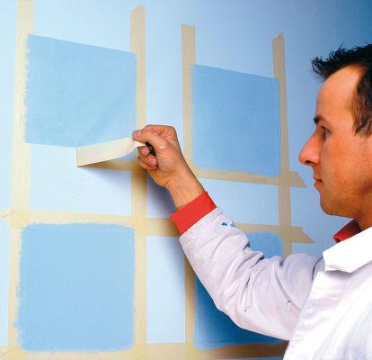 Cintas de papel para pintores